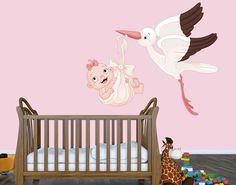 Die 64 besten bilder von kinderzimmer newborn room nursery set up
