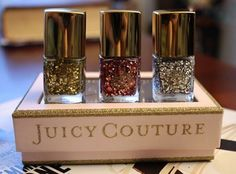 Juicy Couture, lovee the sparkles