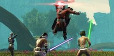 Star Wars: The Old Republic (MMO) - so scared of this.