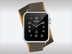 Apple Watch Hermès Template for Sketch by Punchkick Interactive ...