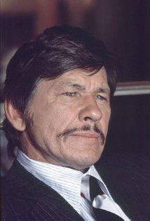 Charles Bronson, actor 1921 -2003