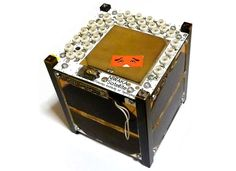 Japan's LED-stacked cubesat will burn Morse code into the heavens. If you thought cloud writing was cool, then how about a message from space burnt into the night sky? A group of unassuming cubesats recently left the comfort of the ISS and joined Earth's orbit -- among them was FITSAT-1 (aka Niwaka), a four-inch-cubed Japanese satellite covered in high-powered LEDs.    #Fukuoka Institute of Technology