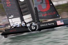 AC45 Oracle Racing