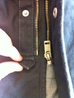 zip tab