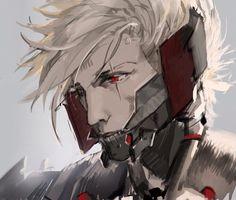 Raiden | Metal Gear Rising | Metal Gear Solid | VK