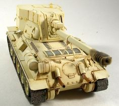TRACK-LINK / Gallery / T-34 with 122mm