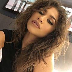 No-Heat Styling - Heat undoubtedly damages your strands if not used with caution. Zendaya took a break from hot tools and found alternative ways to style her hair during her regrowth process.