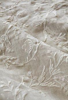 Fiorentina Embroidery in Oat, 67821. http://www.fschumacher.com/search/ProductDetail.aspx?sku=67821 #Schumacher