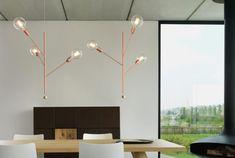 Moduluce - Pendelleuchte Baobab Decorative Lines, Led Licht, Led Lampe, Pendant Lamp, Lighting Design, Planer, Floor Lamp, Indoor, Ceiling Lights