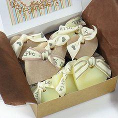 Love soap...in a box! :-)