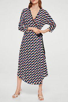 13 Cute and Comfortable Midi Dresses Under $100 #purewow #shoppable #dress #fashion
