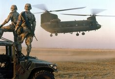 Operation Desert Storm Soldiers