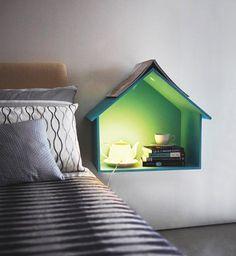 Rethink the Table: 22 Bedside Alternatives via Brit + Co