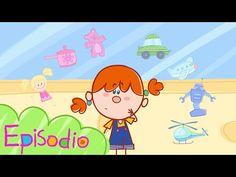 El Diario de Mika | Juguete de niño #Episodio - YouTube