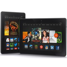 It's an HDX! Amazon Welcomes New Kindles to Its Tablet Family