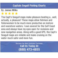 Tha Capt N Seagull Maps Make Pleasure Boating A Well Actually