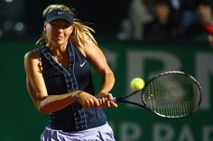 French Open next month...counting down the days, Maria