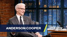 Anderson Cooper Learned Shocking Things About His Mom During Their Press...