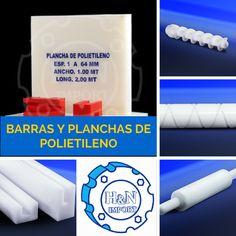 Barras y planchas de polietileno, PEAD, APM, HDPE, Lima, Perú