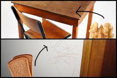 Így tüntesd el könnyedén a karcolásokat, foltokat a falról, a bútorról! Magazine Rack, Helpful Hints, Entryway Tables, Cabinet, Storage, Diy, Furniture, Cleaning, Home Decor