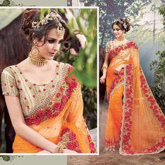 Bollywood-designer-saree
