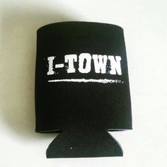 Check out this item in my Etsy shop https://www.etsy.com/listing/247251063/i-town-koozie