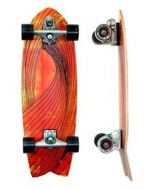 "29"" Swallow - Carver Skateboard"