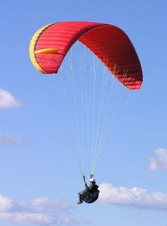 taking a paragliding class - deadline: September 1st, 2013
