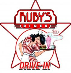 Ruby's Diner, Anaheim, Ca.Yummy, salted caramel milkshake.