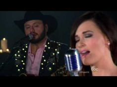 Musicclip - Kacey Musgraves - Crazy(live abc countdown) - YouTube