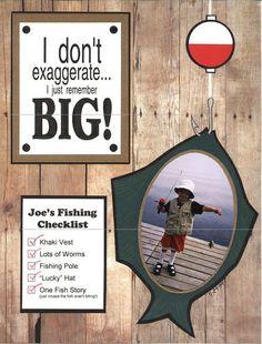 Fish Stories by {just jenni} @2peasinabucket