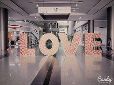 LOVE Coex Seoul