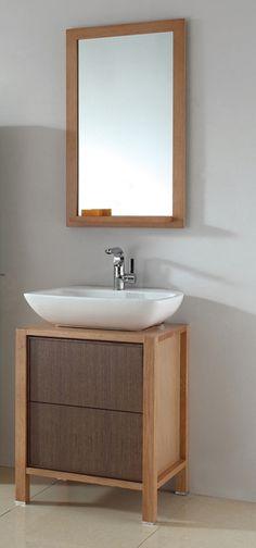 Legion WB-14168A Contemporary Bathroom Vanity