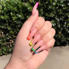 72 Fabuluous Spring Nails Design Ideas That Blow Your Mind 2019 Trendy Spring Nail Designs for 2019 It's time to check out the latest spring nail designs as spring is on the way. Nail art is just as trendy as eve. Best Acrylic Nails, Acrylic Nail Designs, Acrylic Nails For Spring, Aycrlic Nails, Manicure, Coffin Nails, Nagel Hacks, Fire Nails, Nail Designs Spring
