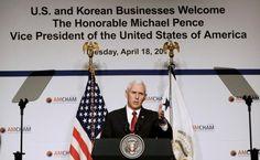 Vice President, South Korea, Presidents, United States, Politics, America, Business, Store, Business Illustration