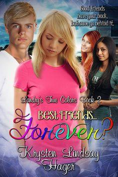 Mel's Shelves: Book Review: Best Friends Forever by Krysten Lindsay Hager