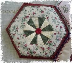 """Résultat de recherche d'images pour """"patchwork hexagone"""""""