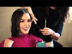 Mane Addicts » Olivia Culpo Ditches Long Hair for a Chic Bob