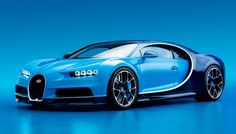 Bugatti Chiron | Bugatti through the Ages: The Most Iconic Cars from the French Marque