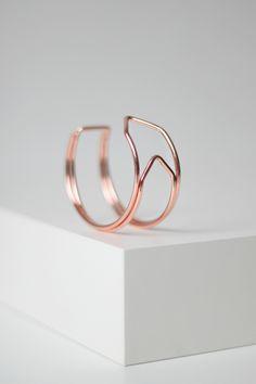i-love-aesthetics: Paper clip ring | SerialThriller™