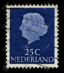 Nederland Stamp