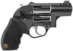 "Taurus 605 ''PROTECTOR POLYMER'', 357 Mag, 2"", Blue, 5 Round"