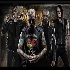Video Of The Day:  Artist: Combichrist Song: Denial Album: We Love You (Deluxe)