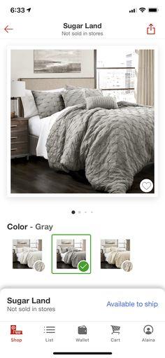 Emerald Bedroom, Gray Color, Grey, Furniture, Home Decor, Gray, Decoration Home, Room Decor, Home Furnishings