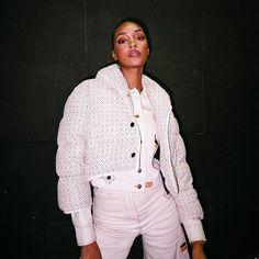 "Jourdan Dunn on Instagram: ""Louis Vuitton Dunn #SponsoredbyLouisVuitton"" Jourdan Dunn, Louis Vuitton, Hot, Women, Instagram, Fashion, Moda, Louis Vuitton Wallet, Fashion Styles"