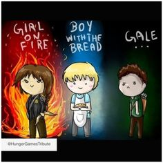 Oh Gale it's just not meant to be..... :(