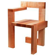 Steltman Chair - Gerrit Rietveld, 1963