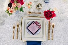 WedLuxe– The Allure of Effective Pattern and Colour Mixing- Wedding Ideas   Photography by: Strokes Photography Follow @WedLuxe for more wedding inspiration!