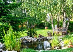 How to Build an Outdoor Water Feature
