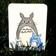 Totoro :3 - - #anime#manga#draw#drawing#drawingmanga#drawinganime#color#colorful#water#watercolor#acuarela#dibujo#fanart#fan#art#totoro#myneighbortotoro#film#hayao#miyazaki#hayaomiyazaki#hayaomiyazakifilm#ghibli#studioghibli#madebyme @mape_otaku by mape_otaku